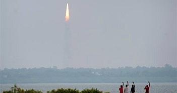 Ấn Độ tham vọng trở thành quốc gia thứ tư đưa người lên vũ trụ