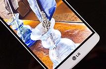 LG G4 có thể dùng màn hình 3K siêu nét
