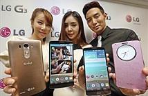 Siêu phẩm LG G4 trang bị màn hình 3K?