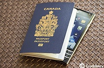 BlackBerry Passport dành giải thiết kế xuất sắc của năm