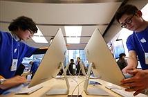 Apple mở thêm cửa hàng tại Trung Quốc