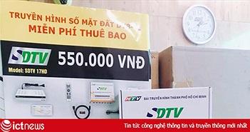 Thị trường đầu thu truyền hình tăng đột biến nhờ U23 Việt Nam