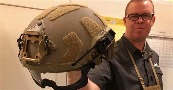 Đặc nhiệm Mỹ chuẩn bị được trang bị mũ chiến đấu tương lai siêu nhẹ?