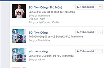 Cảnh báo: 200 tài khoản Facebook giả mạo cầu thủ và HLV U23 Việt Nam