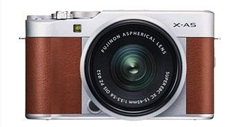 Fujifilm X-A5: lựa chọn mới cho người dùng phổ thông