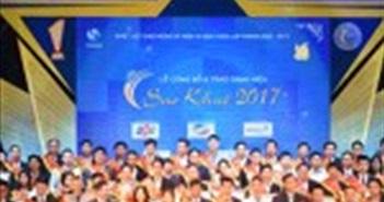 VINASA chính thức phát động Chương trình Danh hiệu Sao Khuê 2018