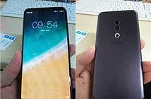 Meizu 15 Plus lộ ảnh thực tế: rất giống iPhone X, không còn cảm biến vân tay vật lý?