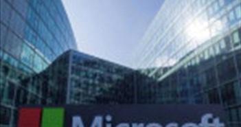 Doanh thu Microsoft tăng 12,3% nhờ lĩnh vực điện toán đám mây