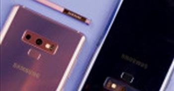 Galaxy Note 9 512GB giảm giá hấp dẫn, chỉ còn 28,49 triệu đồng