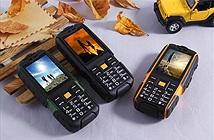 Giảm giá 35-50% điện thoại siêu bền, pin khủng cháy hàng.