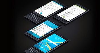 Mọi con mắt đang đổ dồn về BlackBerry Priv