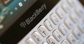 Rũ bỏ smartphone, BlackBerry muốn quay về thời hoàng kim bằng phần mềm