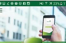 Vietcombank ra mắt dịch vụ ngân hàng di động phiên bản mới