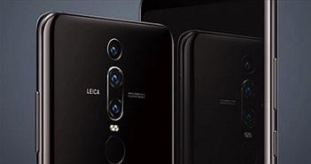 Smartphone đầu tiên có 3 camera, 2 cảm biến vân tay, bộ nhớ trong 512 GB