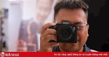 Sony ra mắt máy ảnh full-frame không gương lật α7 III, giá từ 49 triệu đồng