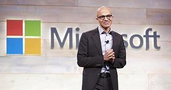 Microsoft tái định hướng chiến lược, tập trung vào điện toán đám mây thay vì Windows