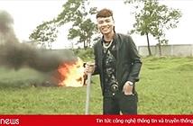 Khá Bảnh bất ngờ lên tiếng thừa nhận sai lầm khi làm clip đốt xe Honda PCX