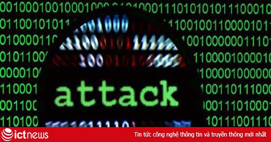 Số lượng cuộc tấn công mạng vào các hệ thống thông tin tại Việt Nam đã giảm gần 50%