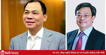 Vợ chồng ông Phạm Nhật Vượng lại bị tuột mất 5,4 nghìn tỷ đồng
