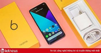 Realme 6 và Realme 6 Pro giá rẻ lộ diện tại Việt Nam