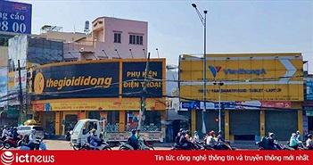 TP.HCM: Chuỗi bán lẻ lớn bình chân, cửa hàng nhỏ lo dẹp tiệm