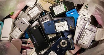 Các nhà khoa học đã tìm ra cách tận dụng khí nhà kính để tái chế pin cho smartphone, xe điện