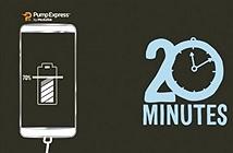 MediaTek giới thiệu công nghệ sạc nhanh mới, sạc 70% pin trong 20 phút