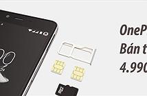 FPT Shop sẽ bán OnePlus X tại Việt Nam từ 8/6 với giá 4.990.000đ