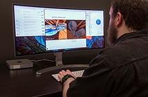 LG ra mắt màn hình máy tính cho game thủ và dân thiết kế