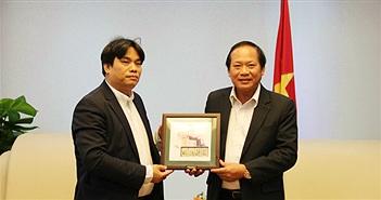 Cố vấn người Việt của Thủ tướng Slovakia mời Viettel, MobiFone, VNPT sang đầu tư