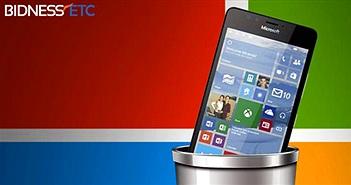 Microsoft cần thay đổi chiến lược nếu không muốn bị Apple, Samsung loại bỏ