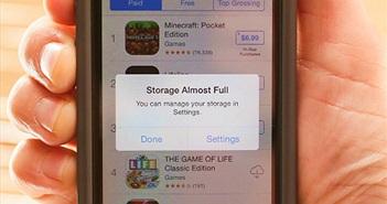 iPhone 7 sẽ bỏ phiên bản 16 GB