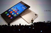Xiaomi bán gấp 3 lần Apple tại Trung Quốc