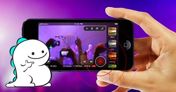 Hướng dẫn live stream bằng BIGO LIVE trên iOS, Android