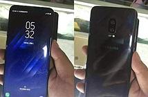 Galaxy Note 8 sẽ có cảm biến vân tay trên màn hình giống iPhone 8