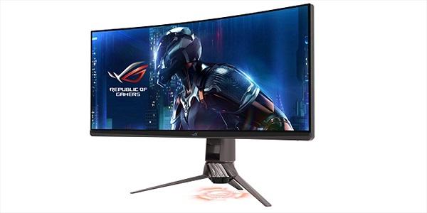 [Computex 2017] Asus tung ra màn hình cong chấm lượng tử 35 inch cho game thủ