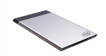 [Computex 2017] Intel ra mắt Compute Card, máy tính có kích thước chỉ bằng chiếc thẻ ATM