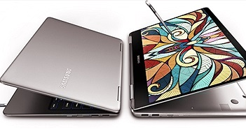 [Computex 2017] Samsung ra mắt Notebook 9 Pro, có kèm bút S Pen