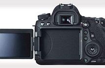EOS 6D Mark II sẽ là máy ảnh Full Frame đầu tiền của Canon có màn hình xoay lật