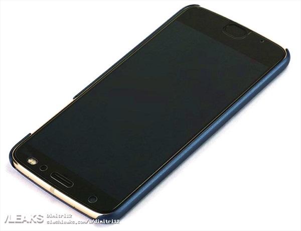 Moto Z2 lộ diện, đây sẽ là smartphone đầu tiên của Motorola bỏ jack 3.5mm?