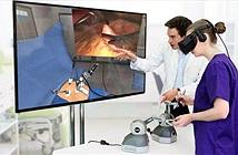 Dùng công nghệ VR để đào tạo kỹ năng phẫu thuật thay cho cơ thể người chết