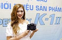 Máy ảnh Pentax K-1 Mark II ra mắt khách hàng Việt