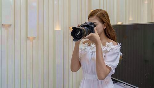 Máy ảnh Pentax K-1 Mark II ra mắt thị trường Việt giá 46,9 triệu