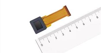 Sony công bố màn hình OLED độ phân giải cao cho ống ngắm máy ảnh