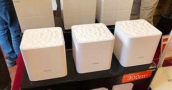 Tenda giới thiệu dòng sản phẩm Nova – hệ thống Wi-Fi Mesh cho mọi nhà