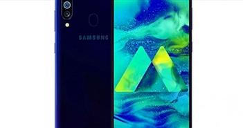 Kết xuất đồ họa Galaxy M40 lộ diện trước ngày công bố