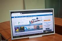 Trên tay tablet Toshiba 24 không dành cho người tiêu dùng