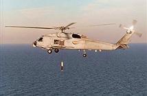 Bật mí tác dụng vũ khí, khí tài trên trực thăng săn ngầm