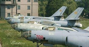 Bất ngờ phát hiện máy bay ném bom Trung Quốc ở Romania