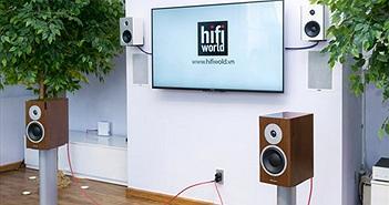 Hifiworld phân phối độc quyền loa không dây hi-end Dynaudio tại Việt Nam